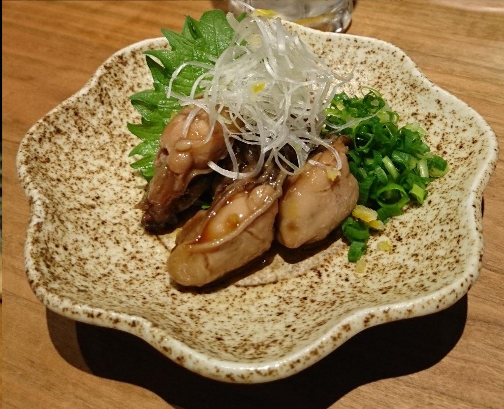 牡蛎の佃煮