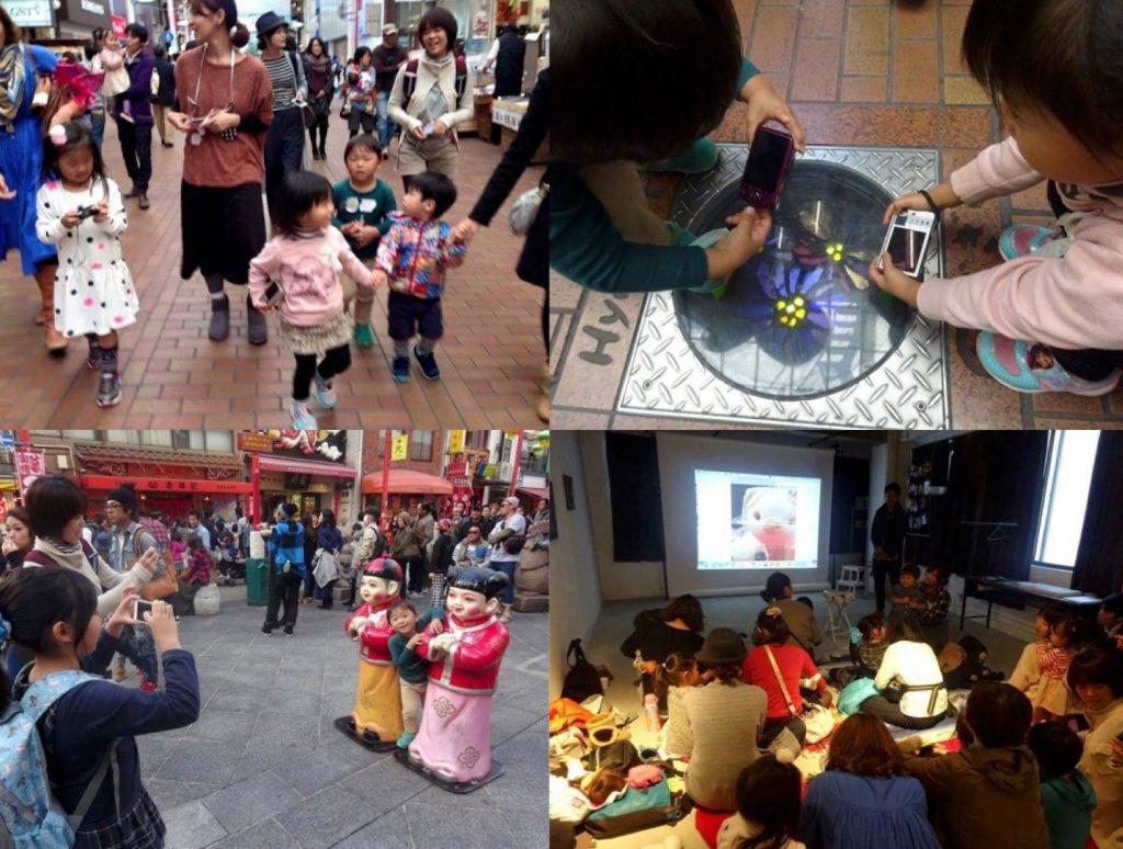 中国文化を感じる 元町中華街でasobi基地
