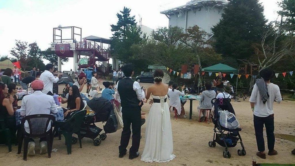 小笠原舞結婚式