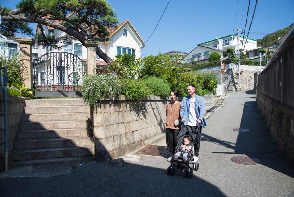 ノスタルジックタウン・塩屋をお散歩